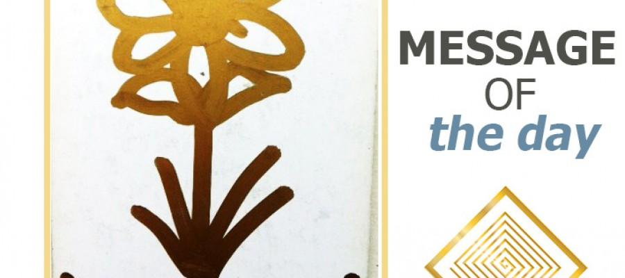 MOTD – A New Beginning 17/09/2014