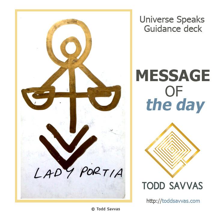 MOTD – Lady Portia 25/07/2015