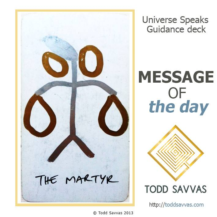 MOTD – The Martyr 03/09/2014