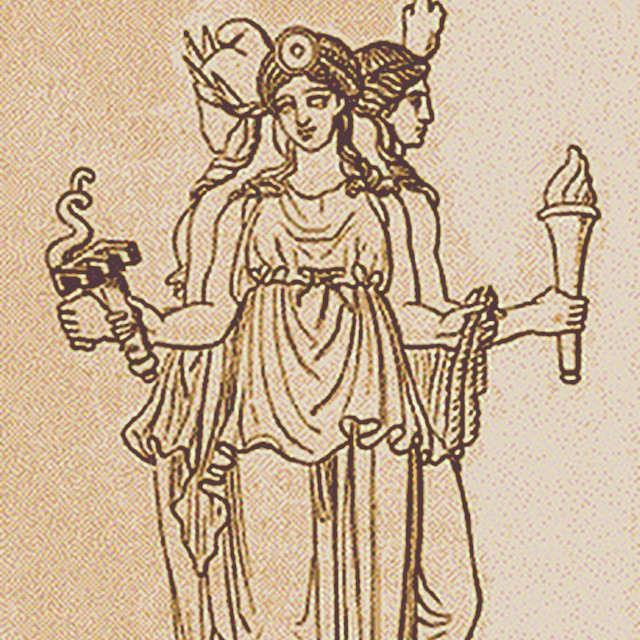 Hecate, the Goddess of the Witches and the triple goddess, is on hand to help you work your MAGICK today. #godoftheday #goddess #god #witchcraft #wicca #pagan #magick #magician #magic #spirit #spiritual #esoteric