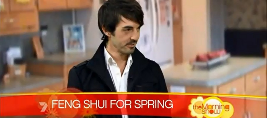 The Morning show: Feng-Shui For Spring