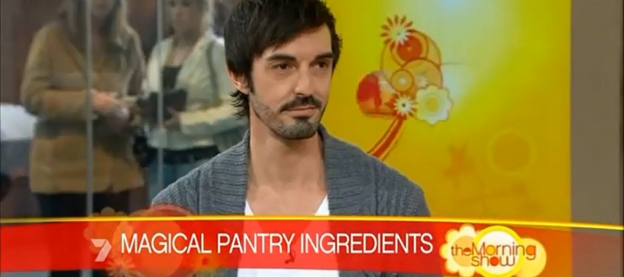 The Morning Show: Mystical Pantry Ingredients