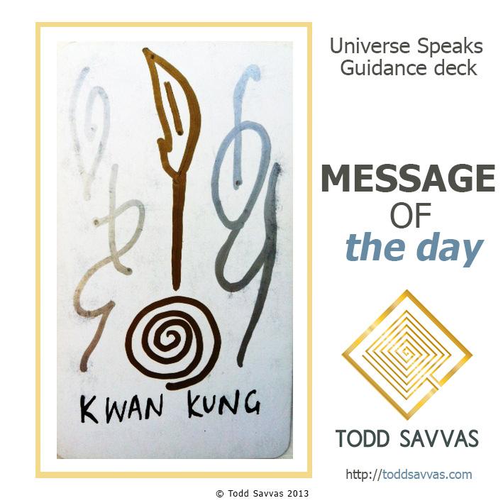 MOTD – Kwan Kung 21/05/2015