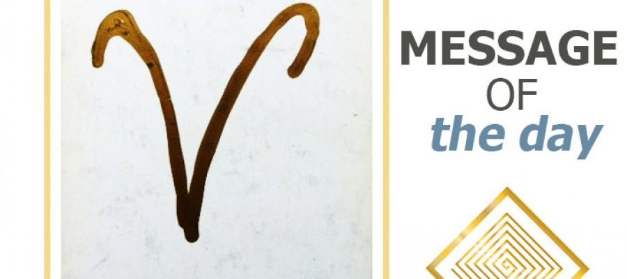 MOTD – Aries (March 22 – April 19) 08/11/2014
