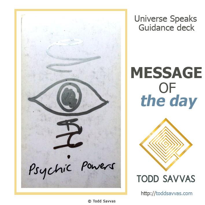 MOTD - PsychicPowers