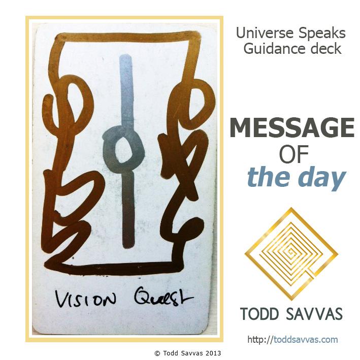 MOTD - VisionQuest
