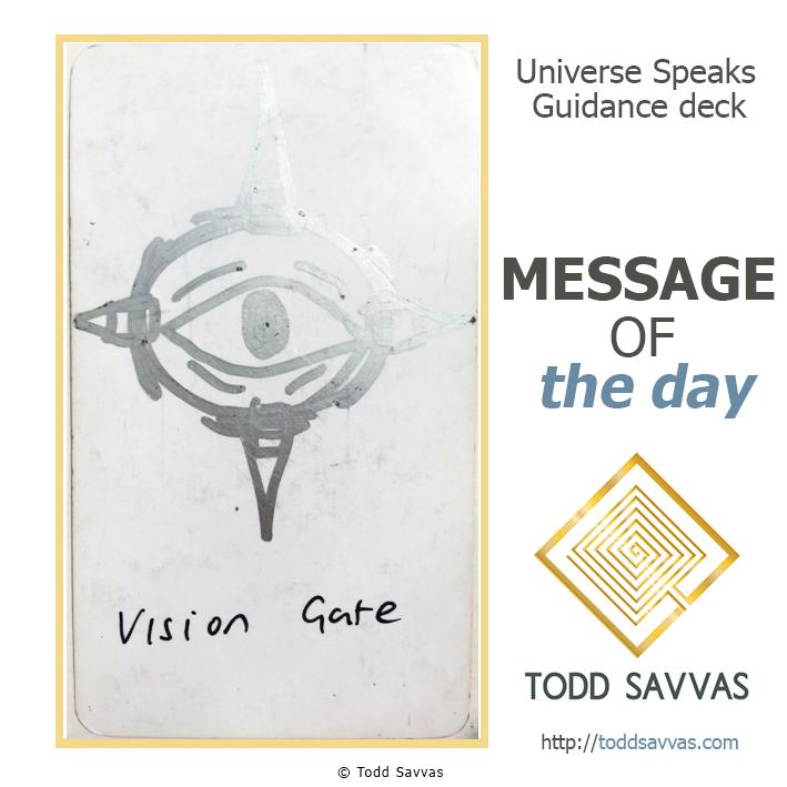 MOTD – Vision Gate 26/01/2015