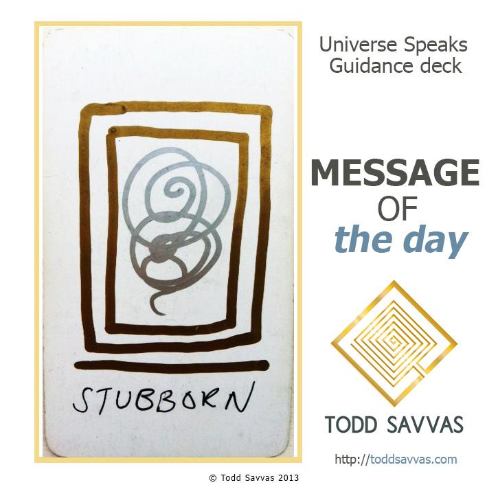 MOTD – Stubborn 26/06/2015