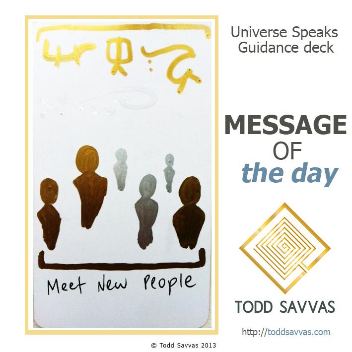 MOTD – Meet New People 29/05/2015